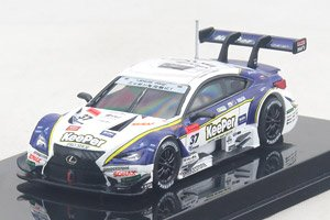 KeePer TOM`S RC F No.37 SUPER GT 2014 (ミニカー)