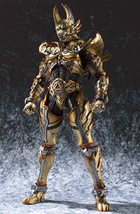 魔戒可動 黄金騎士 ガロ(冴島鋼牙) (完成品)