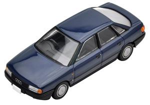 LV-N81c アウディ80 2.0E ヨーロッパ (青) (ミニカー)