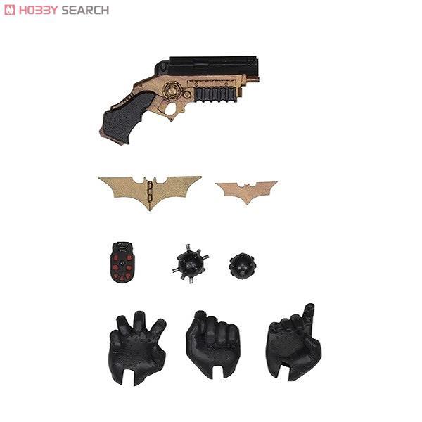バットマン ビギンズ/クリスチャン・ベール バットマン 1/4 アクションフィギュア (完成品)