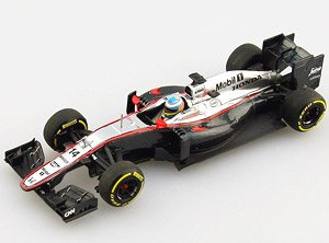 McLaren Honda MP4-30 2015 Early Season Version No.14 (ミニカー)