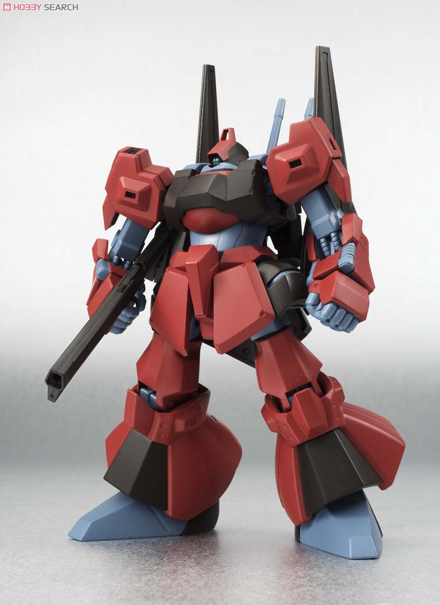 ROBOT魂 < SIDE MS > リック・ディアス(クワトロ・バジーナ機) (完成品)