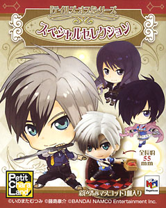 Petit Chara Land [Tales of] Series Special Selection 6 pieces (PVC Figure)