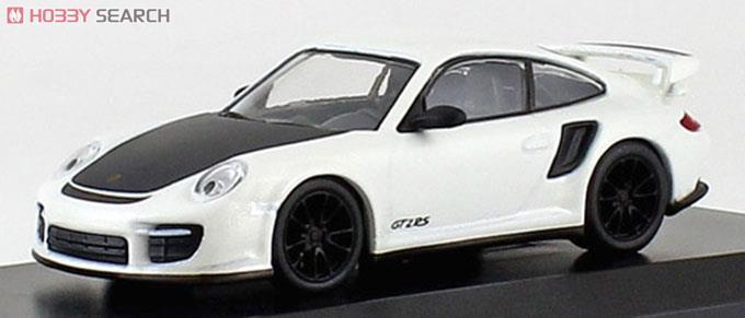 ポルシェ 911GT2RS (ホワイト) (ミニカー)