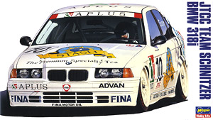 JTCC Team Schnitzer BMW 318i (Model Car)