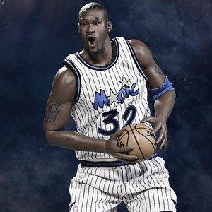 リアルマスターピース コレクティブル フィギュア/ NBAコレクション: シャキール・オニール 2体セット RM-1063 (完成品)