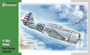 P-36 「パールハーバーディフェンダー」 (プラモデル)
