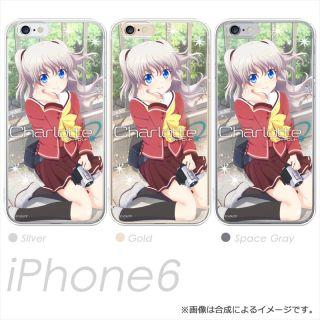 Charlotte iphone6 Cover Tomori Nao (Anime Toy) - HobbySearch Anime ...