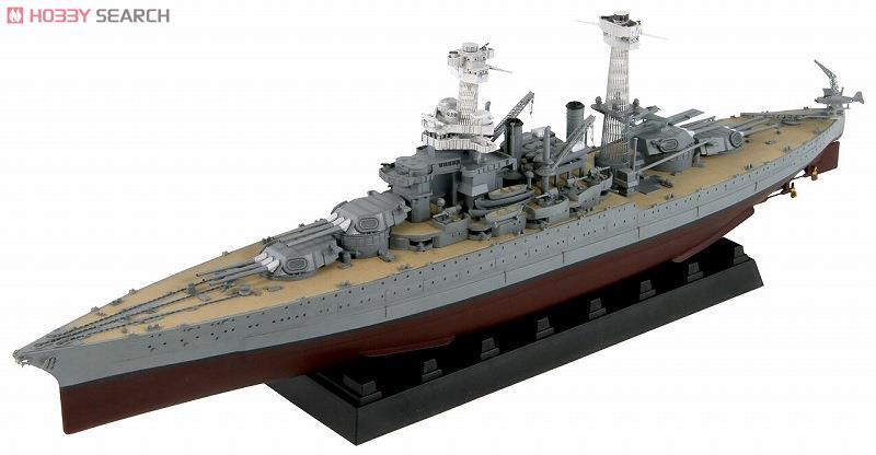 米海軍 戦艦 BB-43 テネシー 1941 (プラモデル)