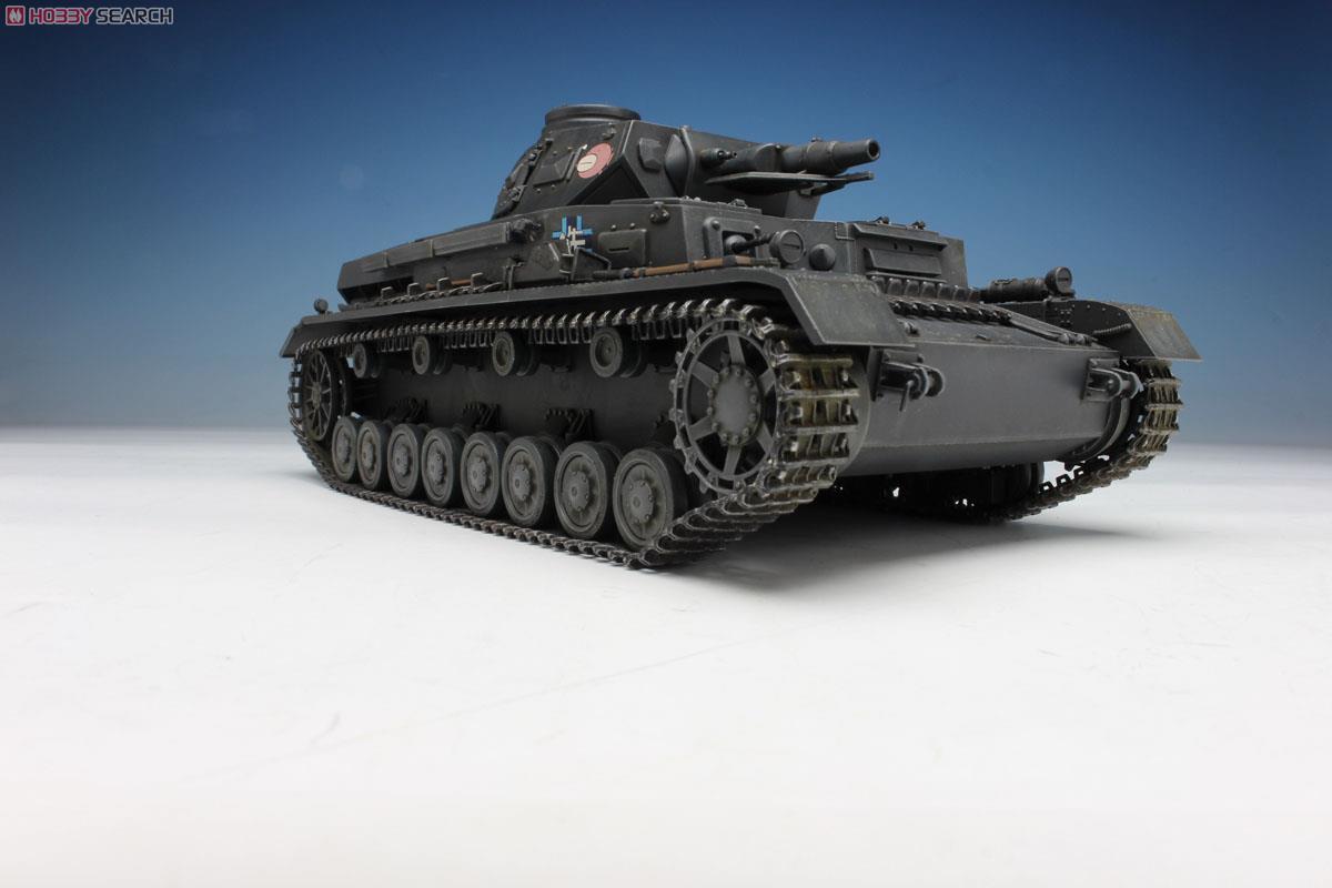 ガールズ&パンツァー IV号戦車D型 あんこうチーム 模型戦車道、はじめます! (プラモデル)