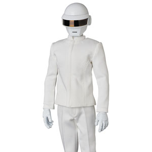 RAH735 RAH DAFT PUNK (White Suits Ver.) GUY-MANUEL de THOMAS BANGALTER (ドール)