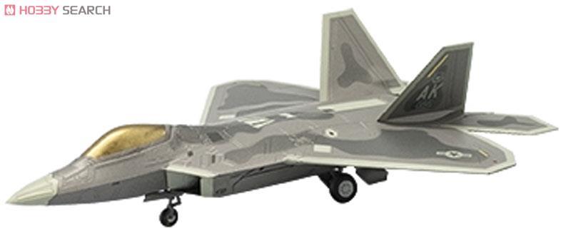 ハイスペックシリーズ vol.3 F-22 ラプター/F-16 ファイティングファルコン 10個セット (プラモデル)