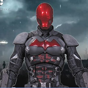 Batman arkham knight dc 6 inch action figure 012 red hood batman arkham knight dc 6 inch action figure 012 red hood completed sciox Images