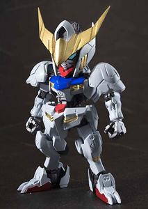 Nxedge Style [MS UNIT] Gundam Barbatos (Completed)