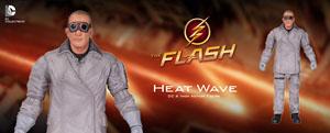 『FLASH/フラッシュ』 6インチ 【DC アクションフィギュア】 ヒートウェーブ (完成品)