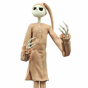 ff51a04ec2 The Nightmare Before Christmas  Pajamas Jack Skellington 16 inch Doll  (Completed) - HobbySearch Anime Robot SFX Store