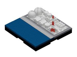 ジオクレイパー 拡張ユニット #003 コンビナート (完成品)