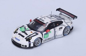 Porsche 911 RSR No.91 LMGTE Pro Porsche Team Manthey (ミニカー)