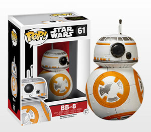 POP!『スター・ウォーズ/フォースの覚醒』 BB-8 (完成品)
