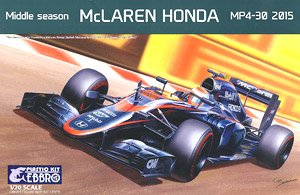 McLAREN HONDA MP4-30 2015 Middle Season (Model Car)