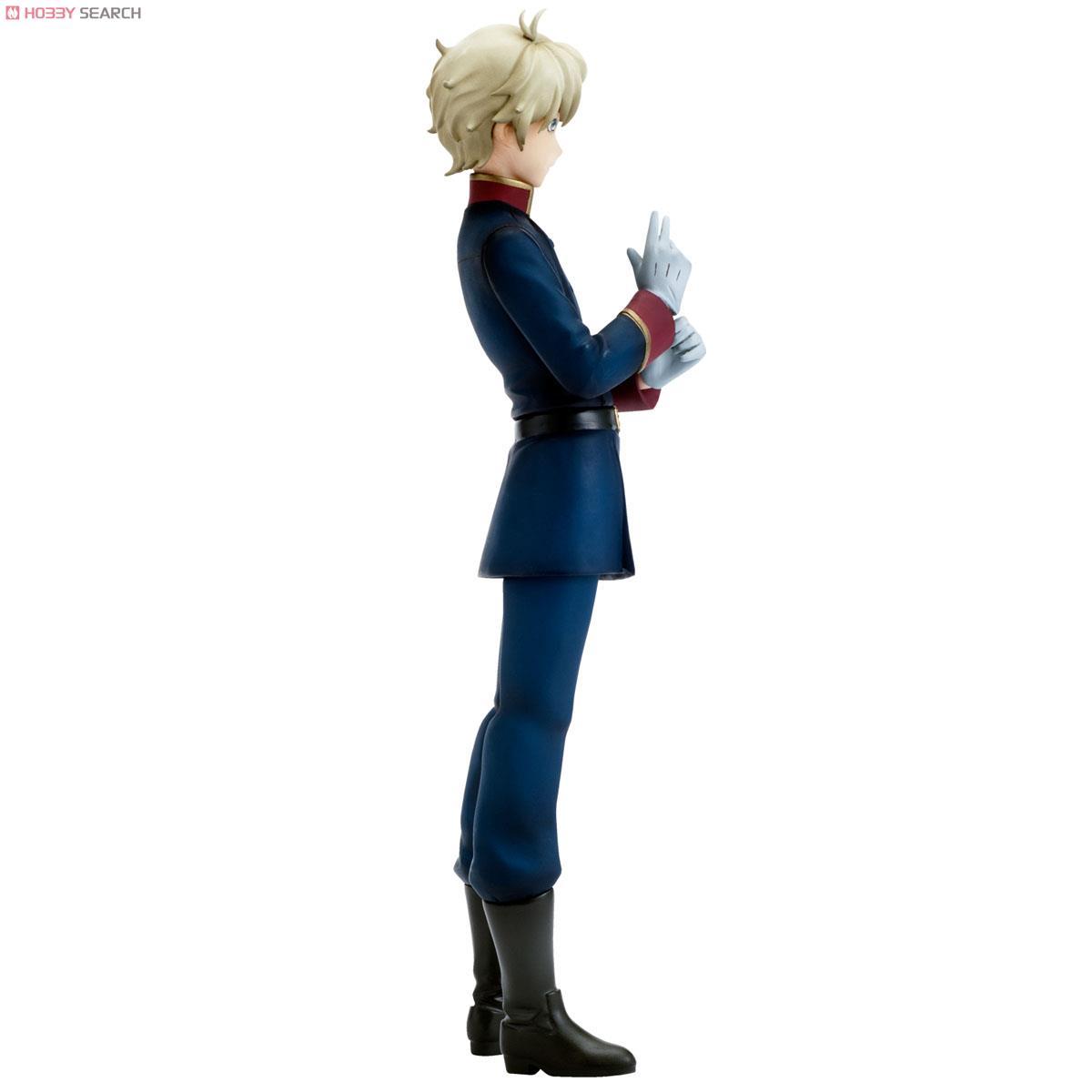 mensHdge technical statue No.13 アルドノア・ゼロ スレイン・トロイヤード (フィギュア)
