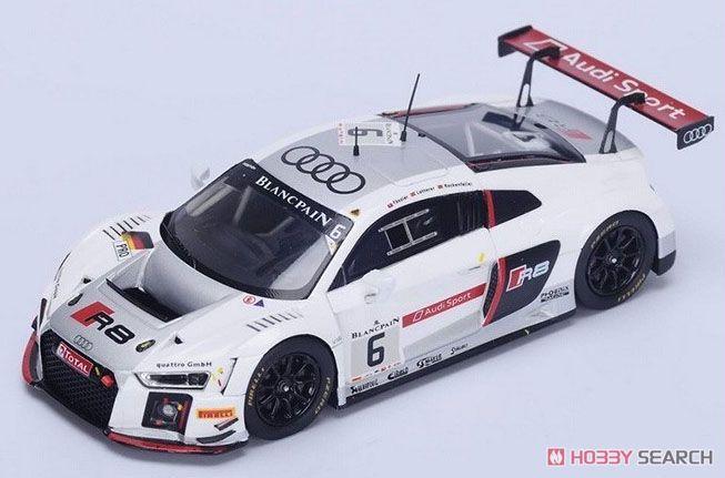 Audi R8 LMS No.6 5th Phoenix Racing M.Rockenfeller - A.Lotterer - M.Fassler (ミニカー)