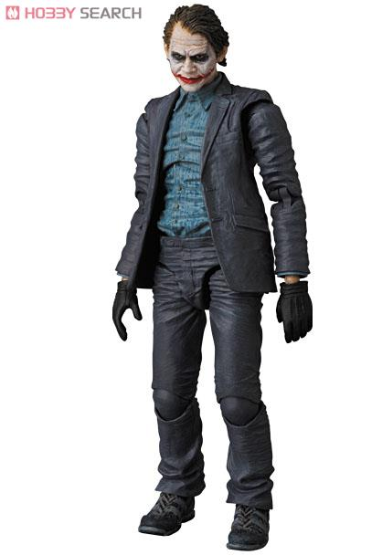 MAFEX No.015 THE JOKER (BANK ROBBER Ver.) (ドール)