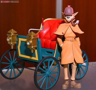 Sherlock Hound Figma Action Figure Phat Sherlock Hound