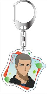 The Anthem Of The Heart Acrylic Key Ring Tazaki Daiki Anime Toy