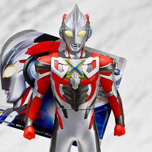 Ultra Big Soft Figure Ultraman X Character Toy Hobbysearch Toy Store