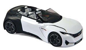 プジョー Fractal コンセプトカー 2015 フランクフルトモーターショー カブリオレ (ミニカー)