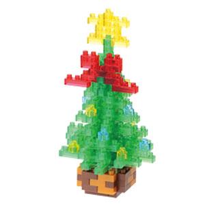 nanoblock クリスマスツリー(2015) (ブロック)