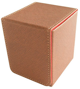 DEX Deckbox S Brown (Card Supplies)