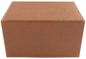 DEX Deckbox M Brown (Card Supplies)
