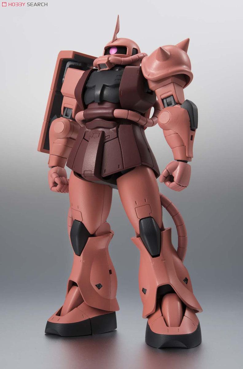 ROBOT魂 < SIDE MS > MS-06S シャア専用ザク ver. A.N.I.M.E. (完成品)