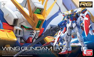 XXXG-01W ウイングガンダム EW (RG) (ガンプラ)