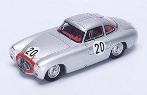 Mercedes-Benz 300SL No.20 2nd Le Mans 1952 T.Helfrich - H.Niedermayr (ミニカー)