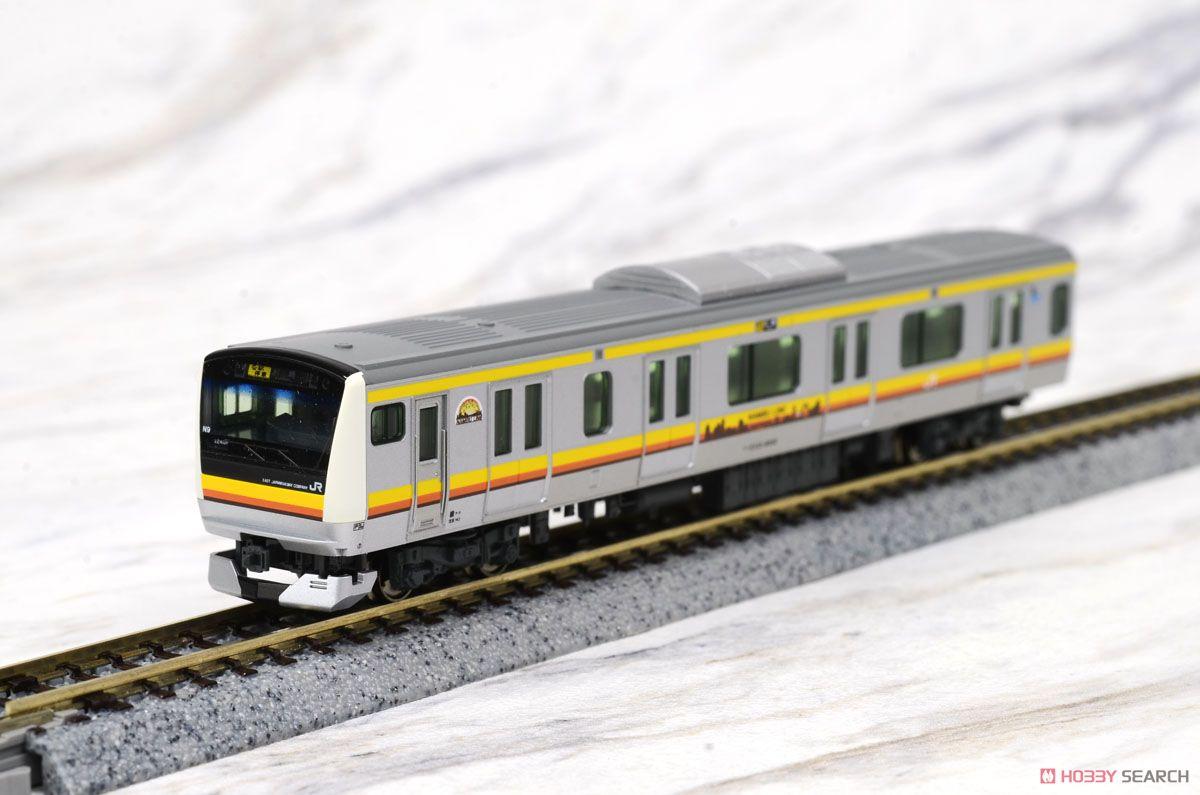 E233系8000番台 南武線 (6両セット) (鉄道模型) 商品画像2