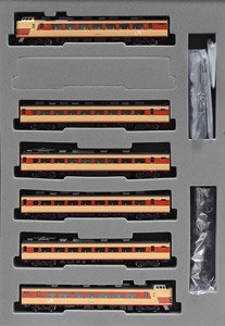 J.R. Series 189 (M51/J.N.R. Color Revival) Set (6-Car Set) (Model Train)