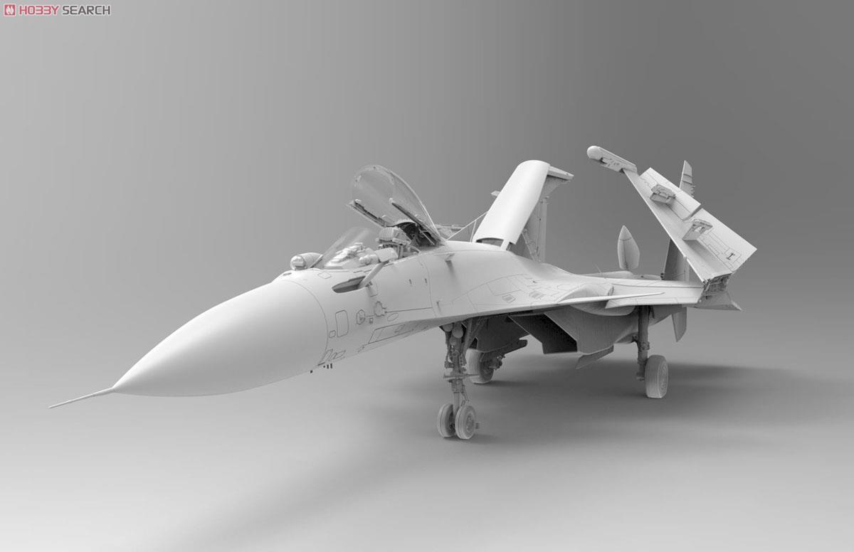 Su-33 フランカー D (プラモデル)