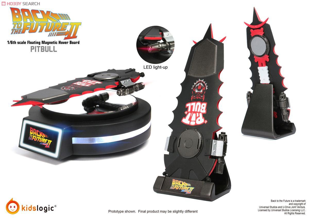 1/6 Magnetic Floating ホバーボード5種セット バック・トゥ・ザ・フューチャーPart II (完成品)