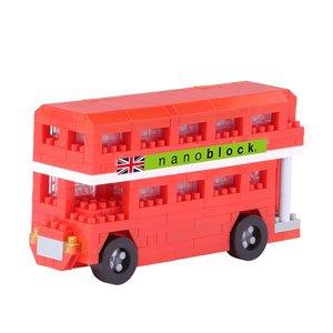 nanoblock ロンドンバス (ブロック)