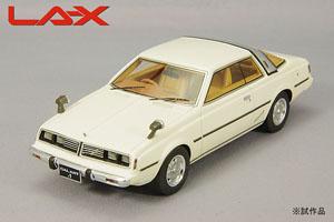 三菱 ギャランΛ スーパーツーリング 1977年 パールホワイト (ミニカー)