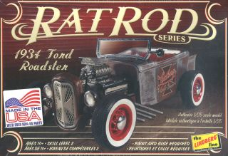 Ford Roadster Rat Rod 1934 (Model Car) - HobbySearch