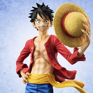 Action Figures Megahouse Excellent Model Portrait.of.pirates One Piece Sailing Again From Japan A Complete Range Of Specifications