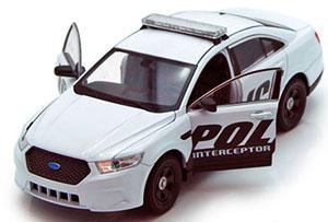 フォード ポリスカー インターセプター ホワイト