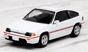 LV-N124b Honda バラードスポーツCR-X 1.5i スペシャルエディション (白) (ミニカー)