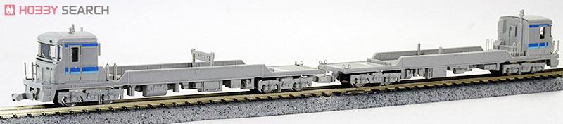 Plastic Series J.R. Tokai Series KIYA97 Blank Rail Truck (2-Car Set) (Unassembled Kit) (Model Train) Item picture1
