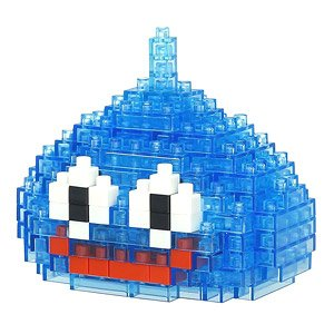 nanoblock ドラゴンクエスト スライム (ブロック)