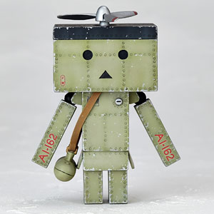 リボルテック ダンボー・ミニ 零戦21型バージョン (フィギュア)